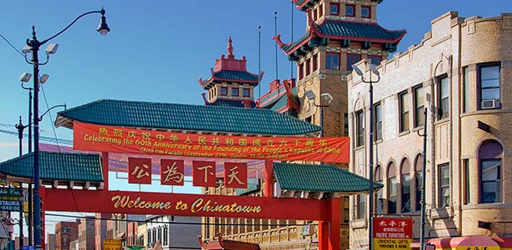 Taste of chinatown Chicago food and walking tour