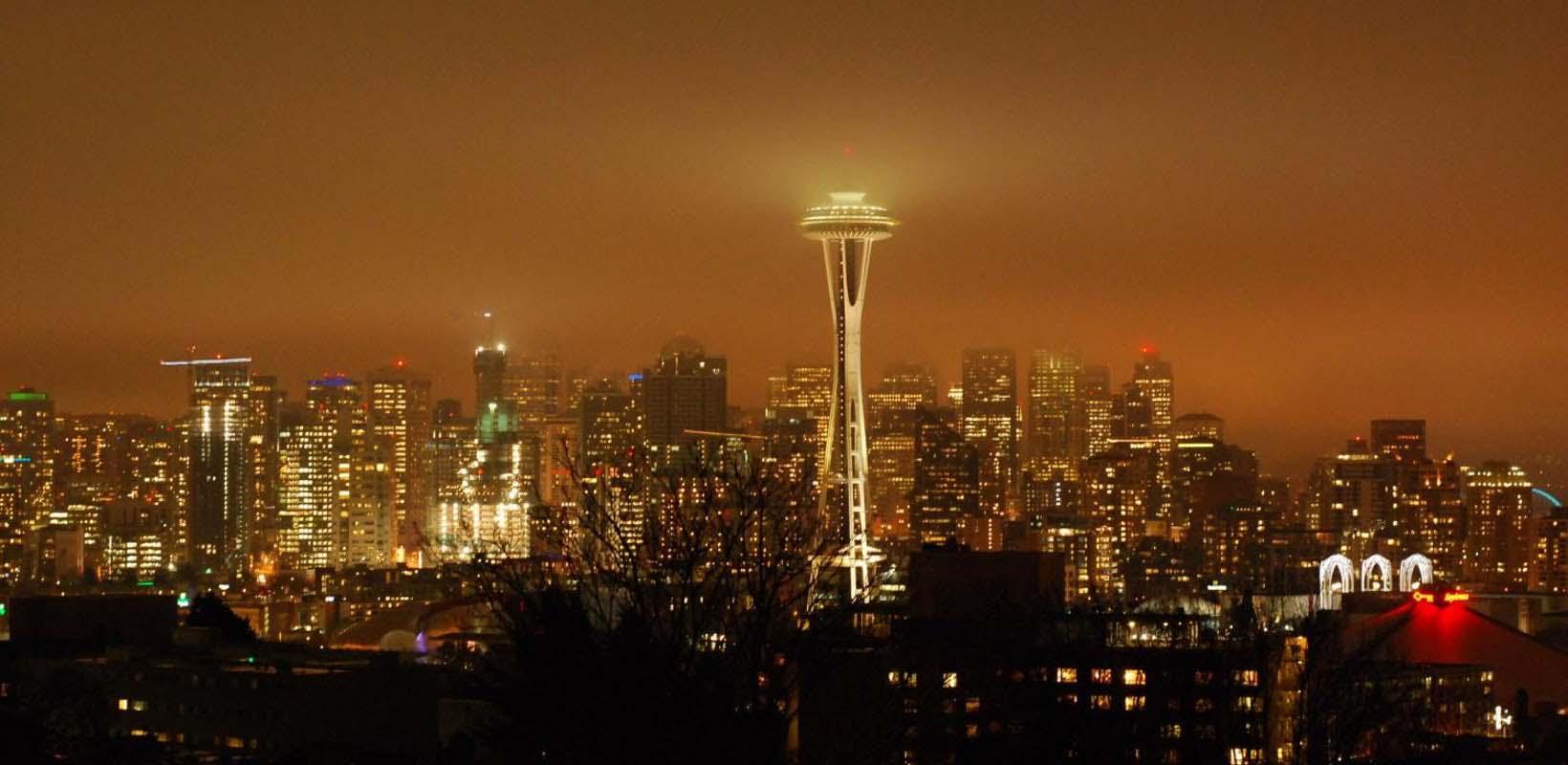 Seattle night tour