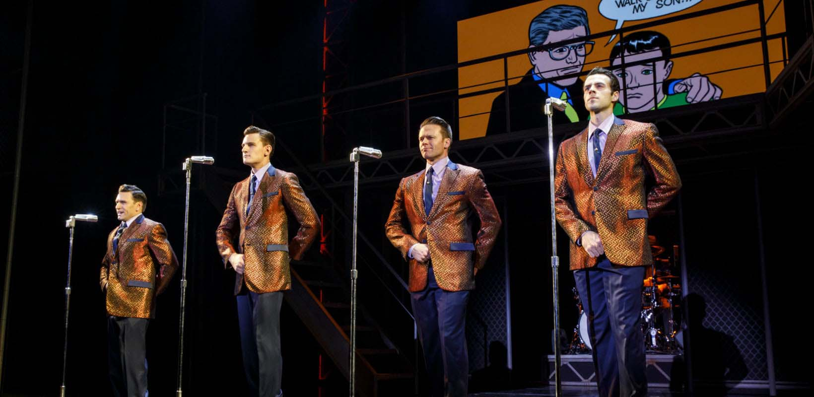 Tickets to Jersey Boys - Off Broadway