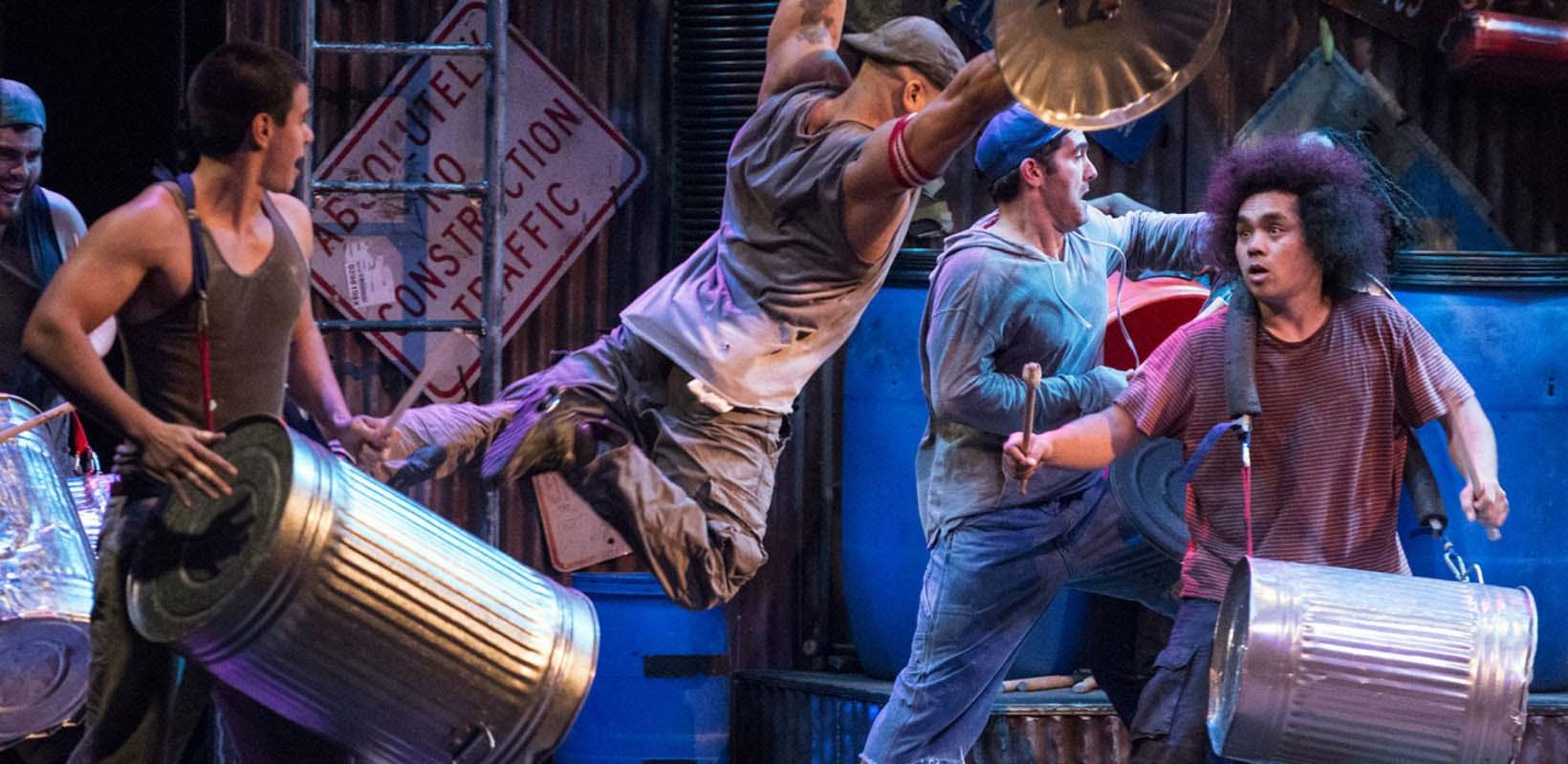 Tickets to Stomp - Off Broadway Show