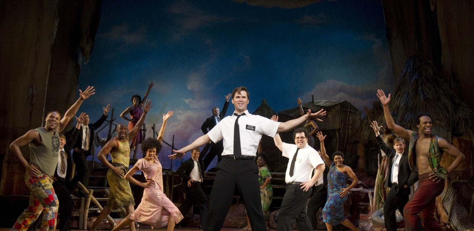 tickets to the book of mormon on broadway