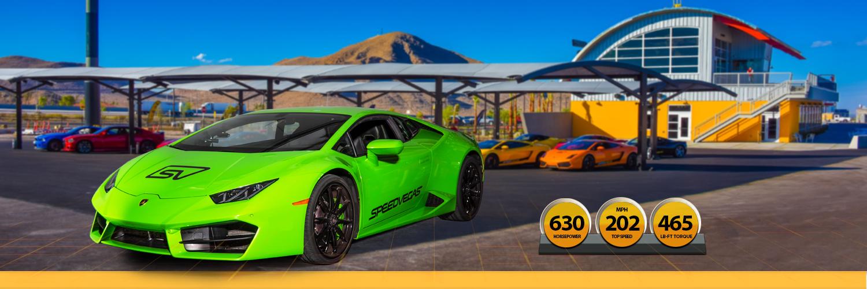 Lamborghini Driving Experience Vegas