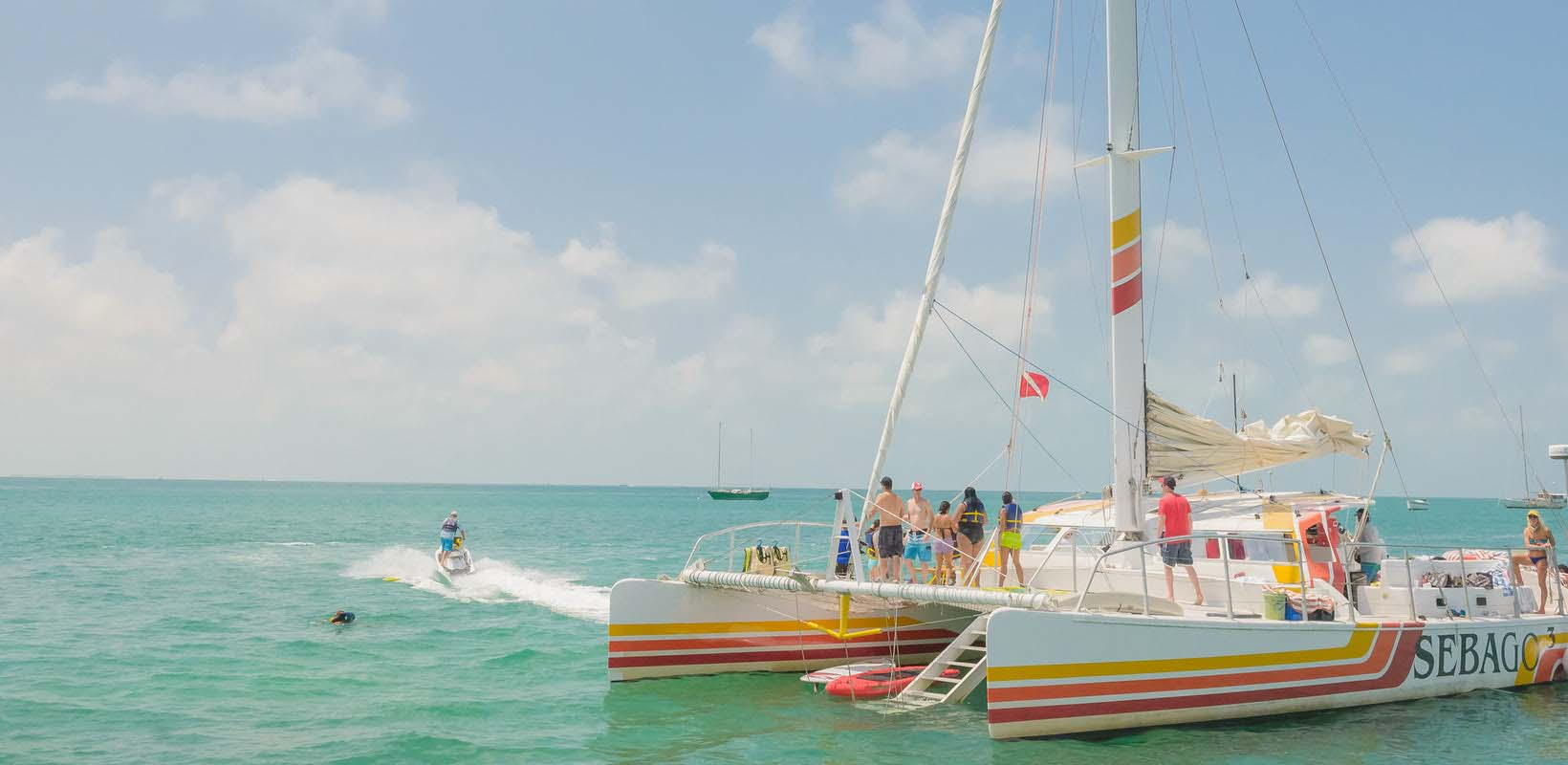 All-Day Watersports Adventure Tour