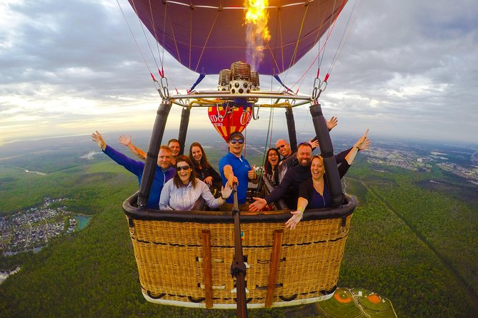 Fly in a Hot Air Balloon over Orlando