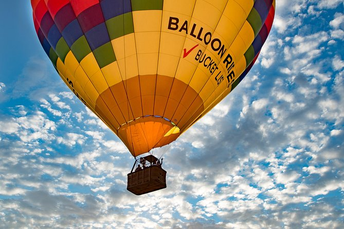 Hot Air Balloon Ride Albuquerque