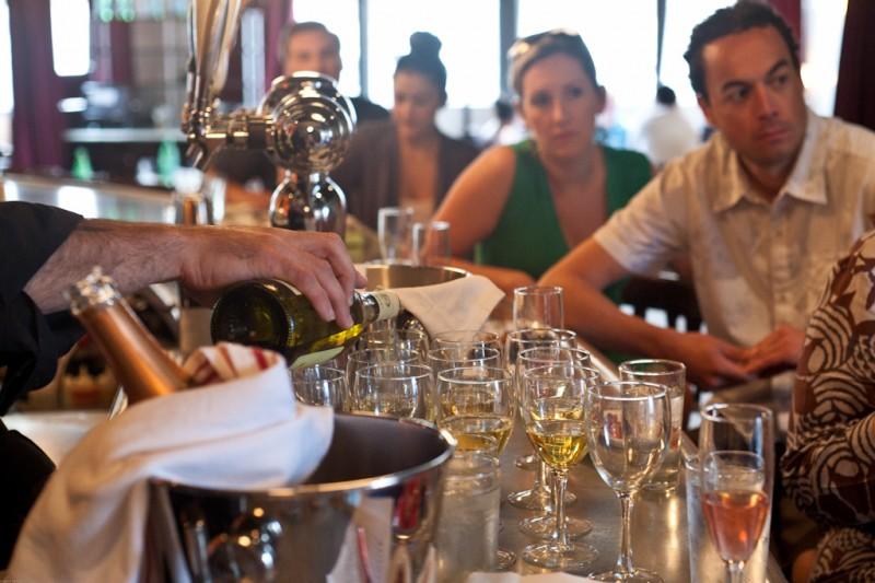 Boston Wine Tasting - North End