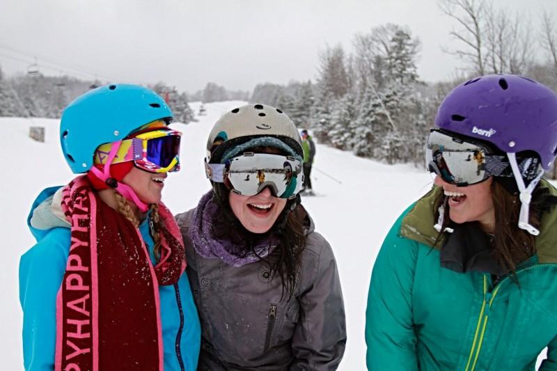 Hunter Mountain Ski or Board Day Trip