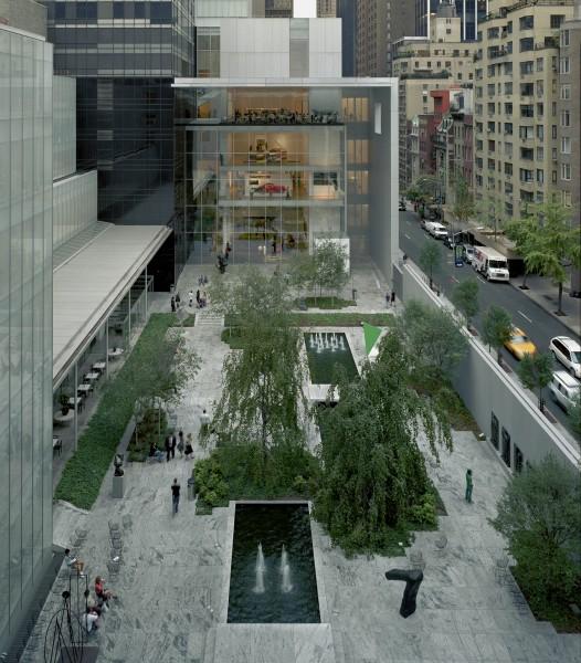 Visit The Museum of Modern Art New York
