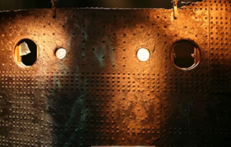 Titanic Artifact Exhibition admission
