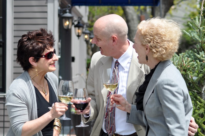 Wine Tasting in Boston - Assembly Row