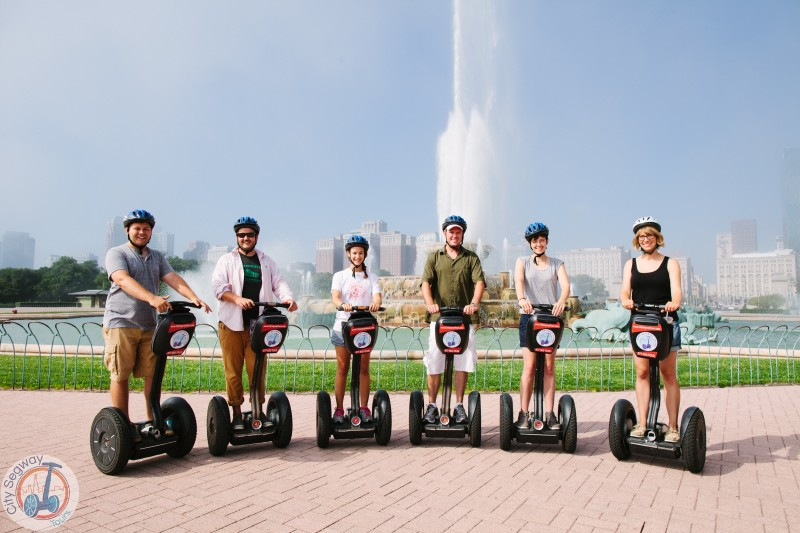 Segway Tour in Chicago