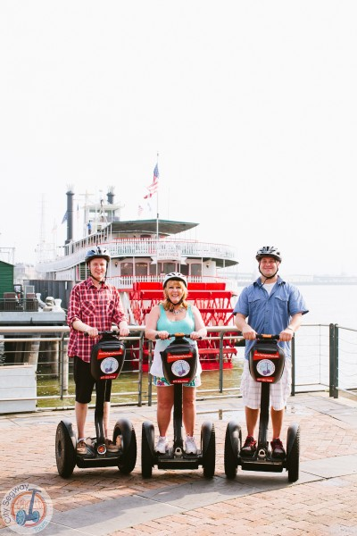New Orleans Segway Tour