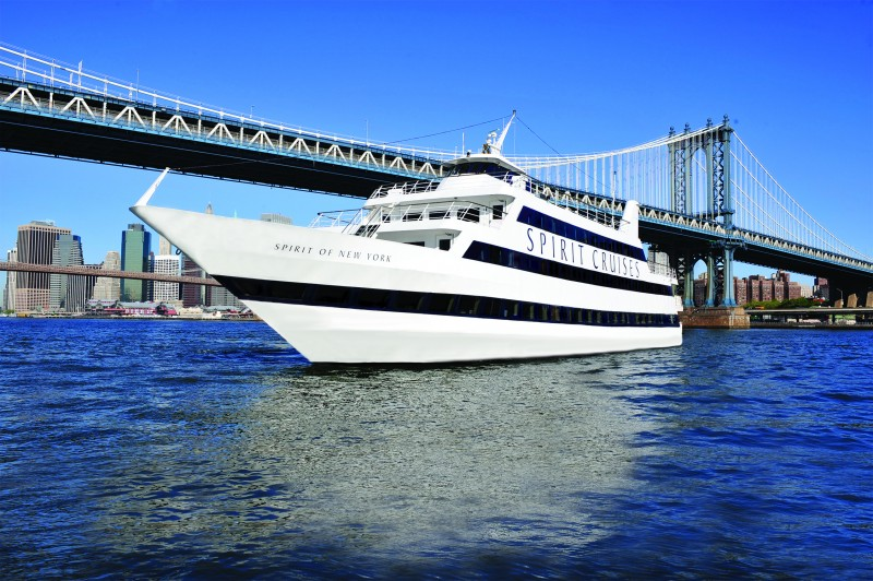 Spirit Dinner Cruise NYC for 2 people
