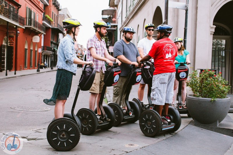 Evening Segway Tour of New Orleans