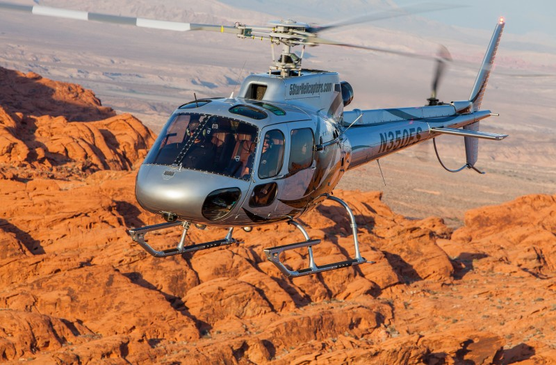 Grand Canyon West Rim Extended Helicopter Air Tour