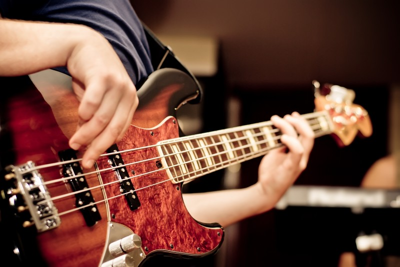 Online Bass Guitar Lesson