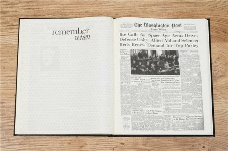 Newspaper of your Birthday