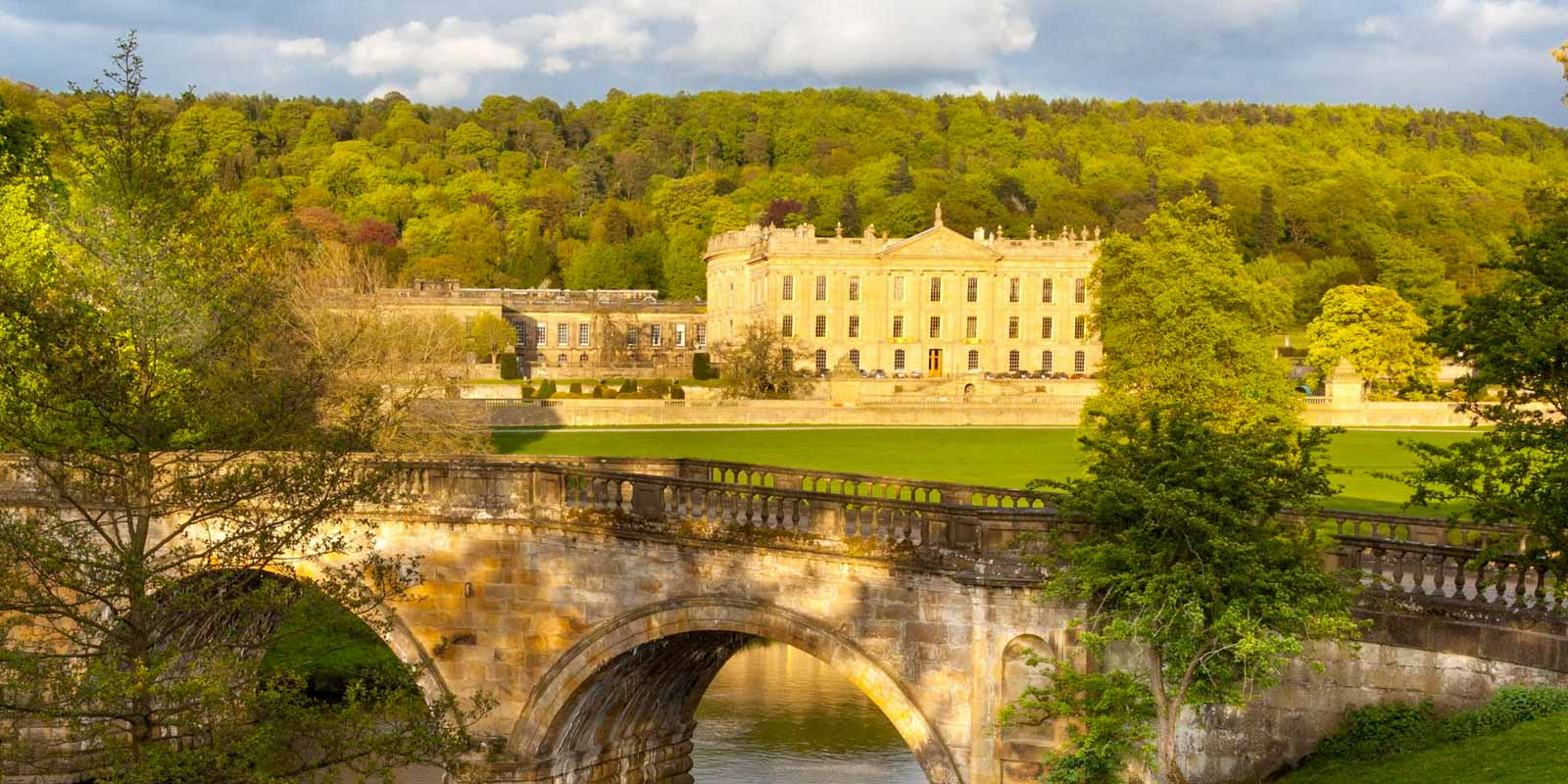 Belmond British Pullman to Chatsworth House