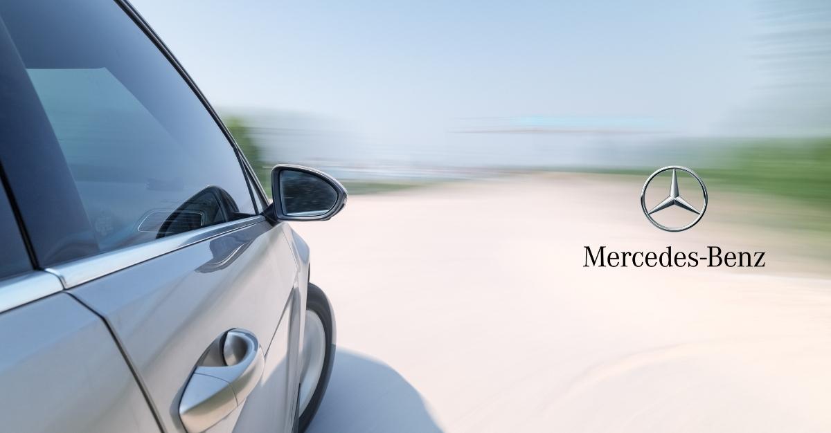 La vignette Crit'Air pour les véhicules Mercedes