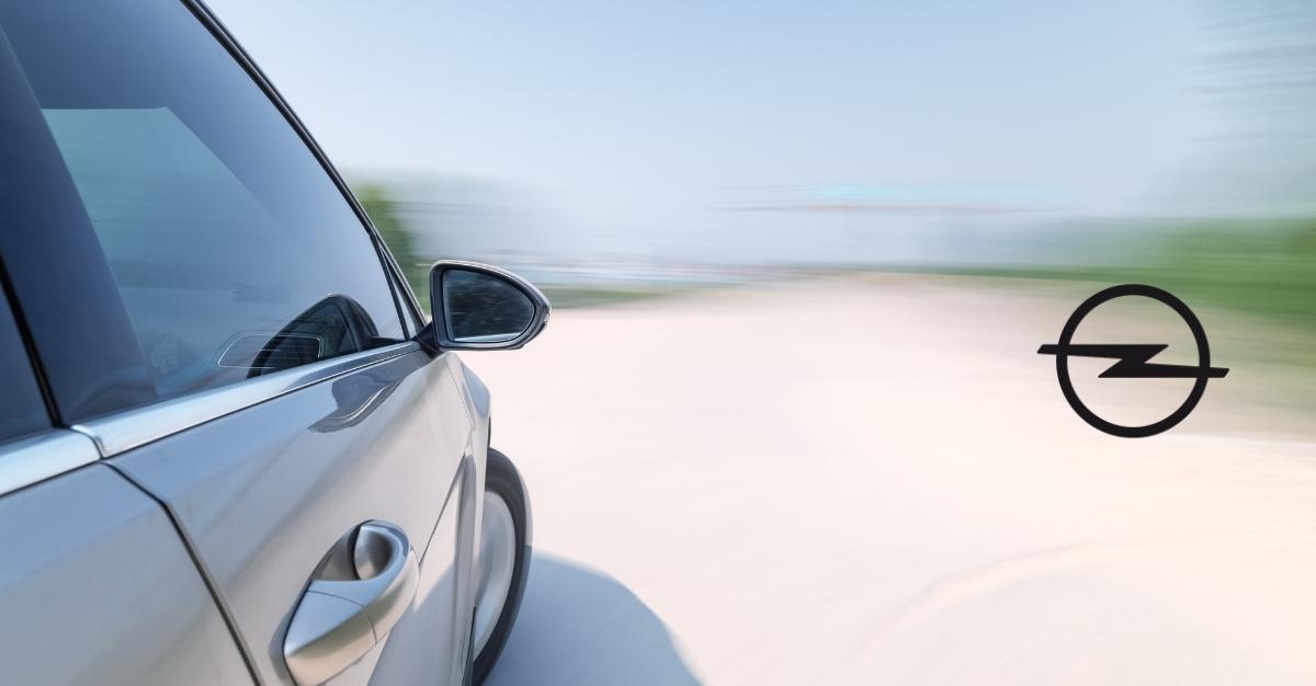 La vignette Crit'Air pour les véhicules Opel