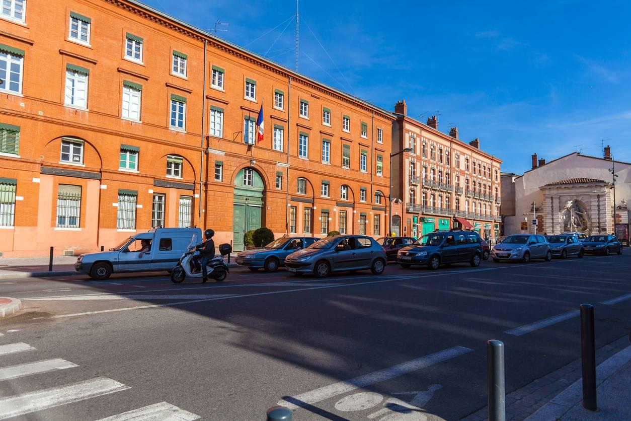 circulation pollution Toulouse Crit'Air