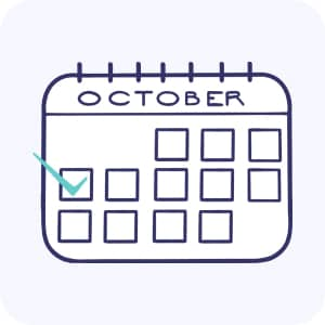 Affiliates Benefit Calendar