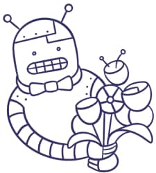 Landbot Love