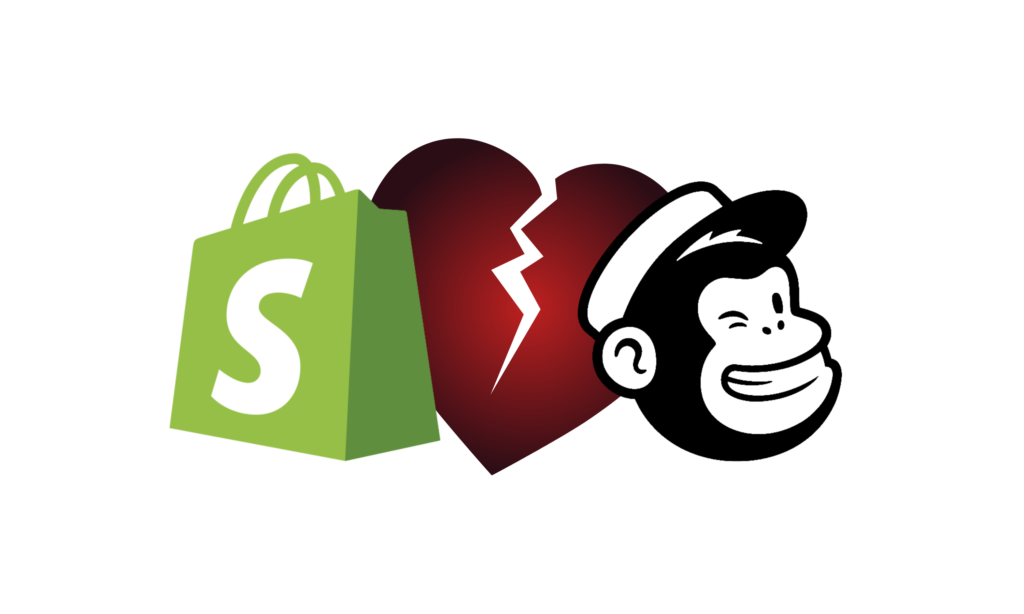 We Saw It Coming - Why Shopify No Longer Works With Mailchimp
