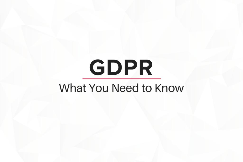 GDPR – What It Is and How Sendlane Is Preparing!