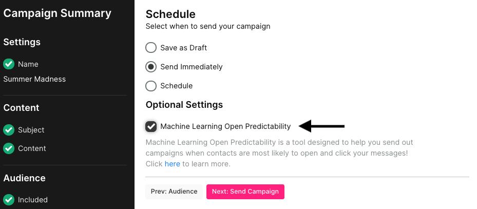 sendlane_maching_learning_open_predictability