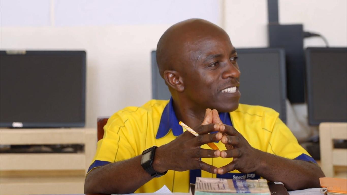 A Visitor's Perspective: Pascal Kakuru