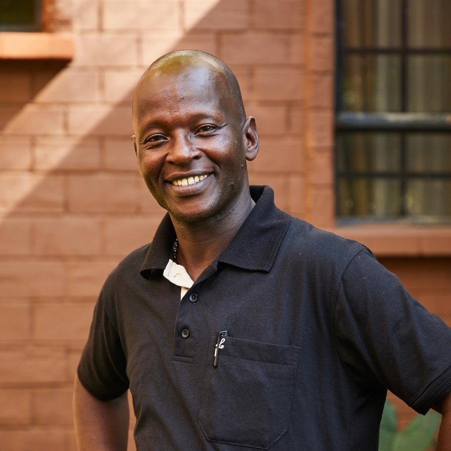 Morris Kaberia