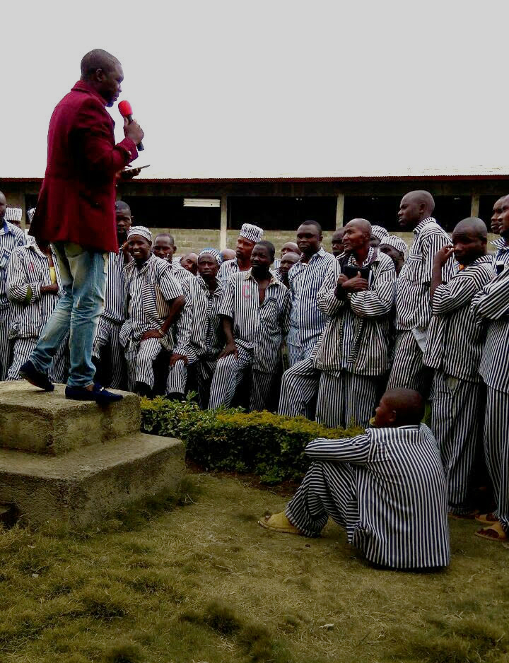 CNN – How Kenya replaced the 'baton with the pen' and transformed prisoners' lives