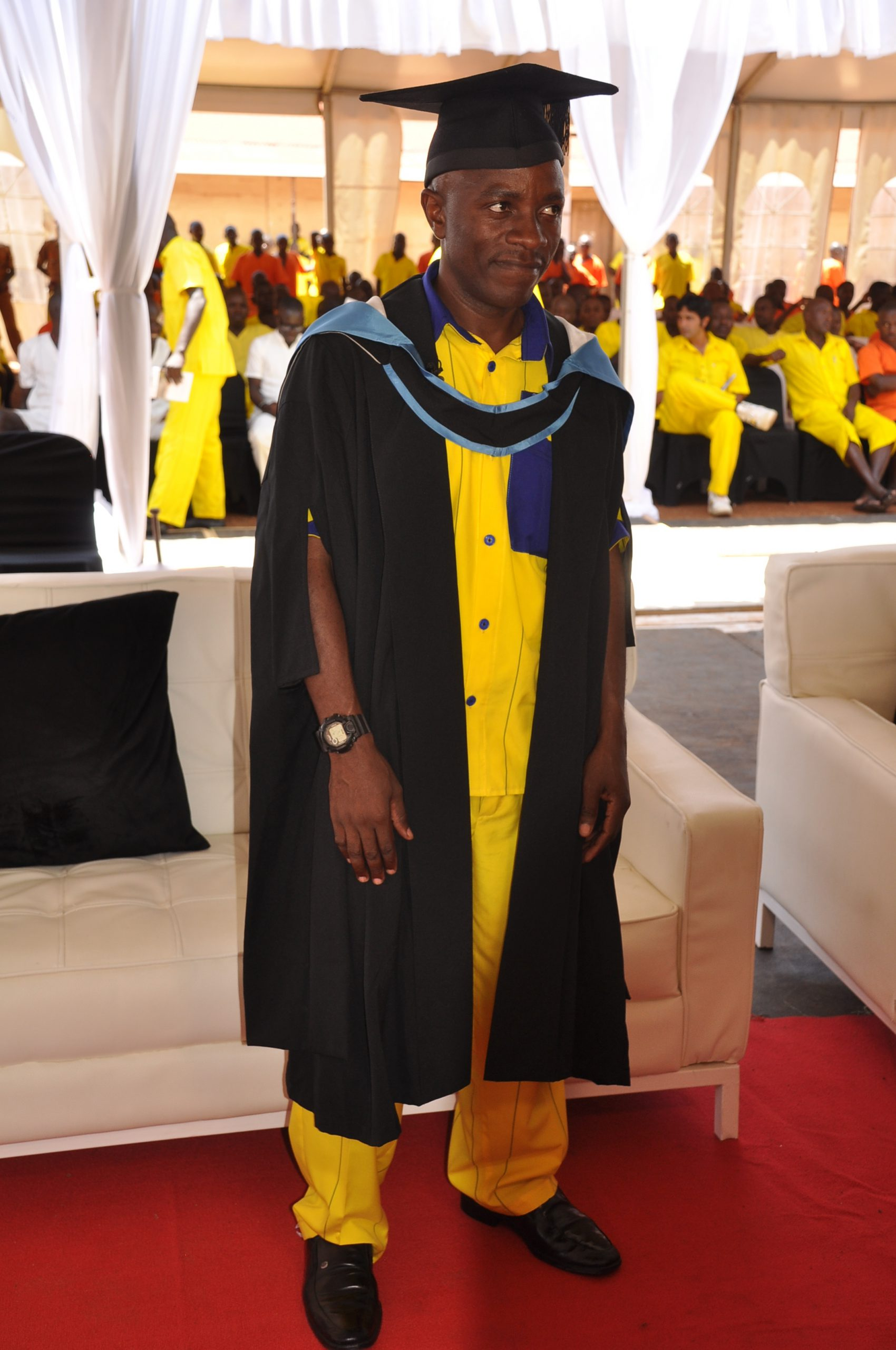 Pascal Kakuru: The Law Graduate