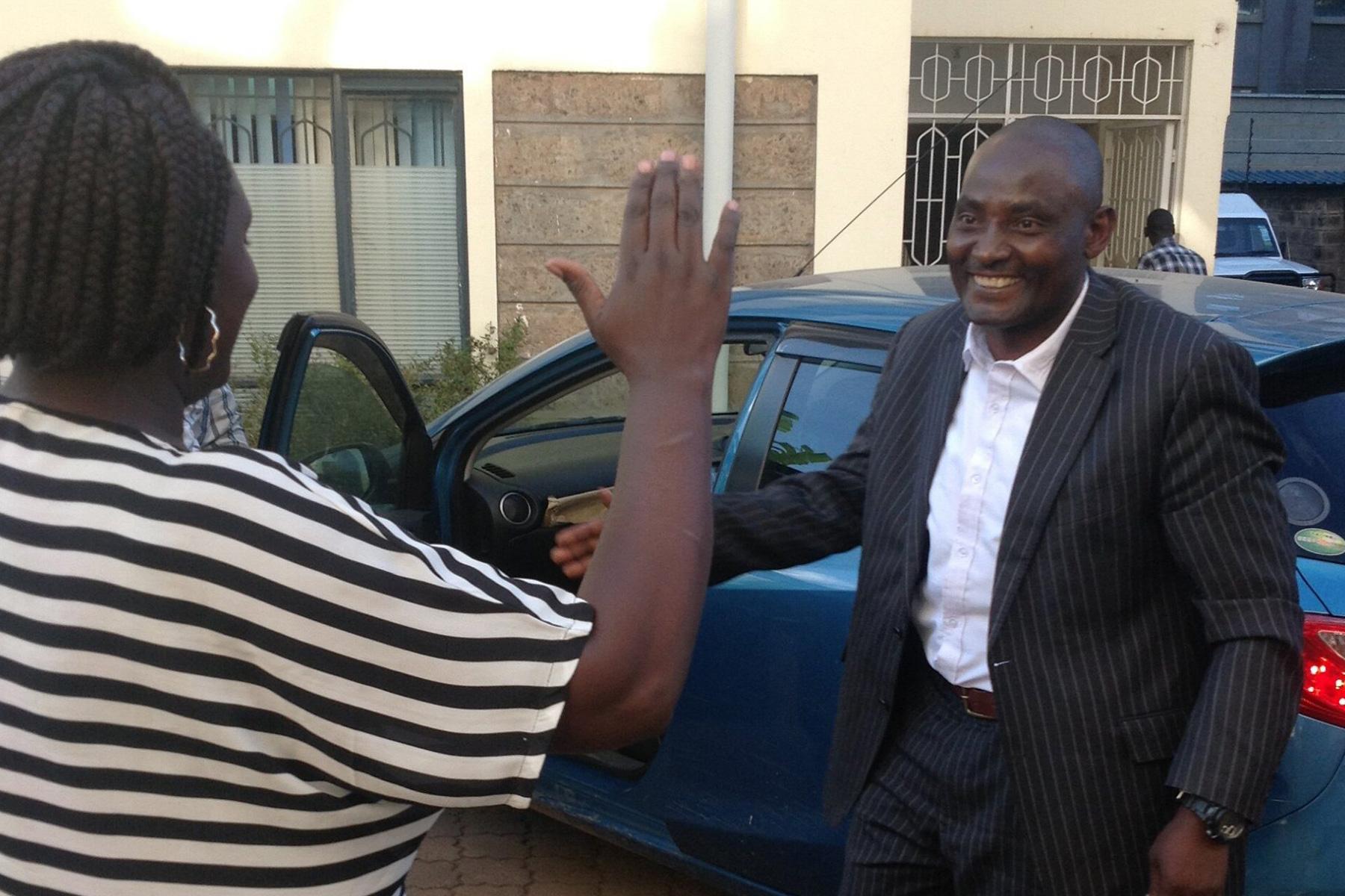 Release: Joseph Karanja - Pioneer and Free Man