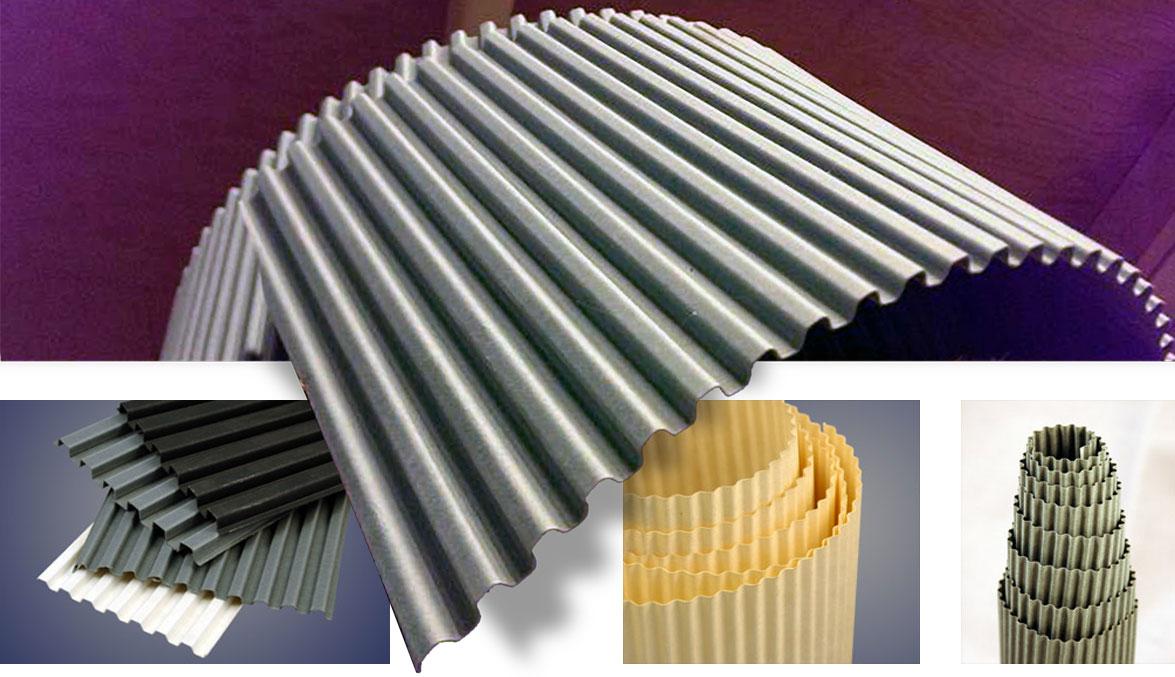 Franklin Fibre - Corrugated Transformer Insulation