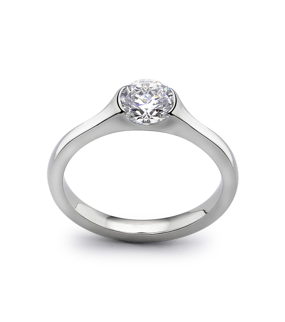 Minnie engagement ring
