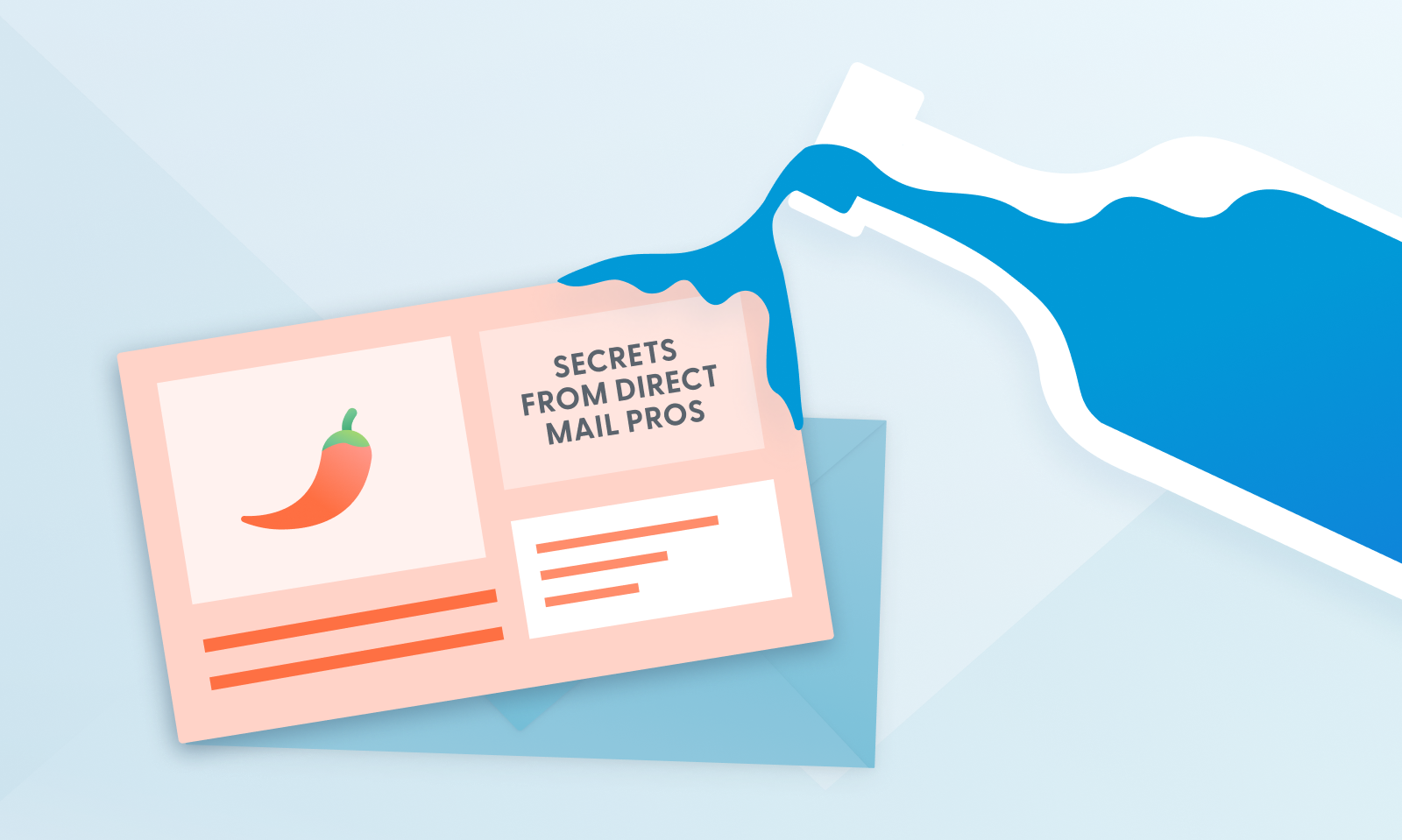 Hot Sauce & Success with Direct Mail Pros