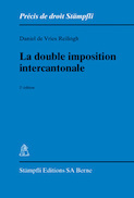 La double imposition intercantonale