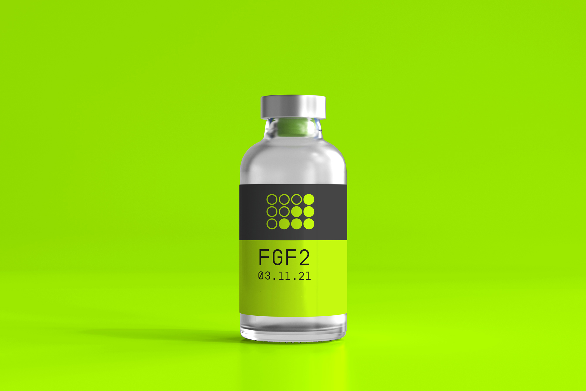 Future Fields Recombinant Bovine FGF2 (> 95 % purity) produced with the EntoEngine™ platform. Fulfills the needs of FGF2 requirements in cell culture across a variety of land-dwelling and aquatic species. Future Fields products are currently available for Research Use Only.