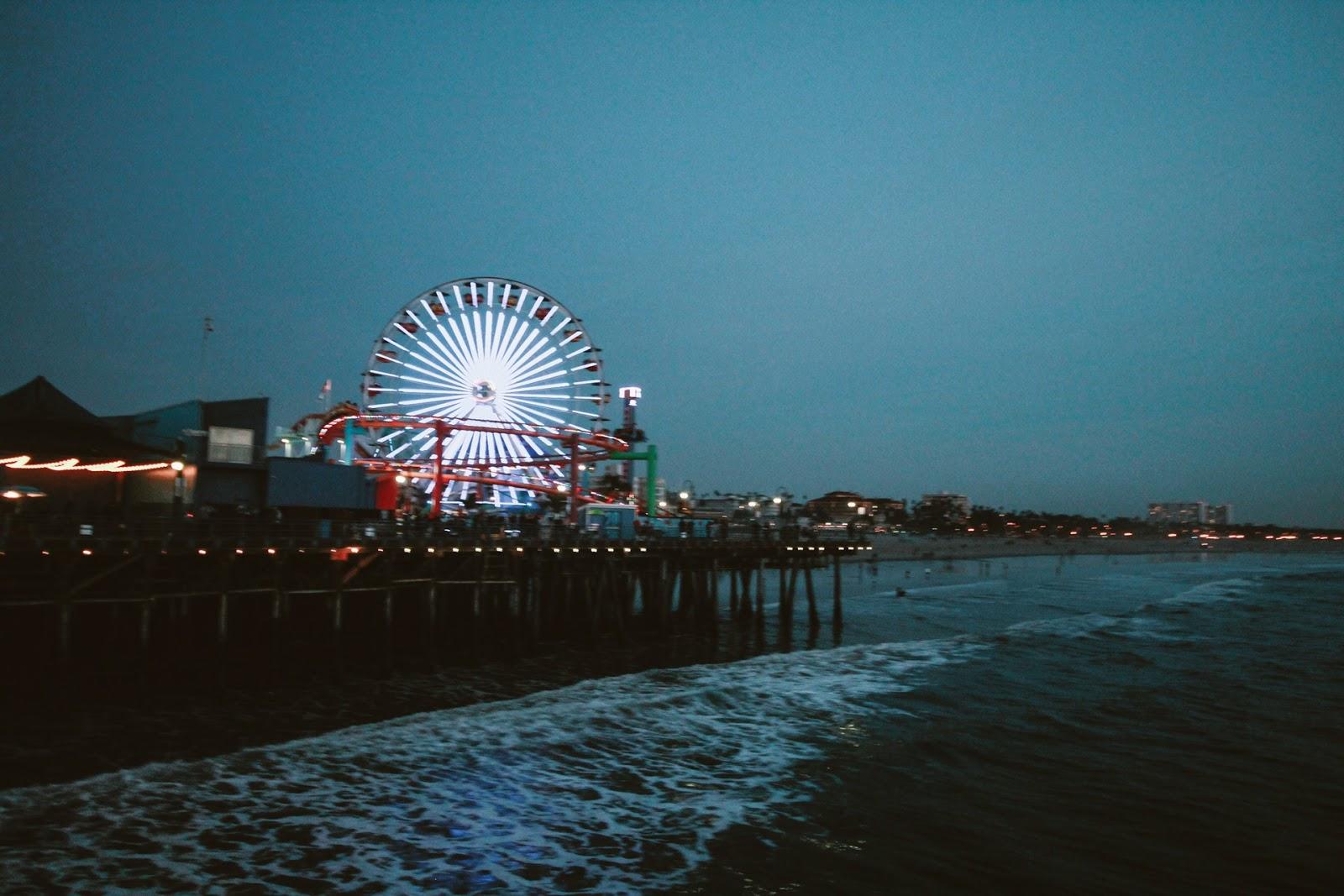 Los Angeles Pier
