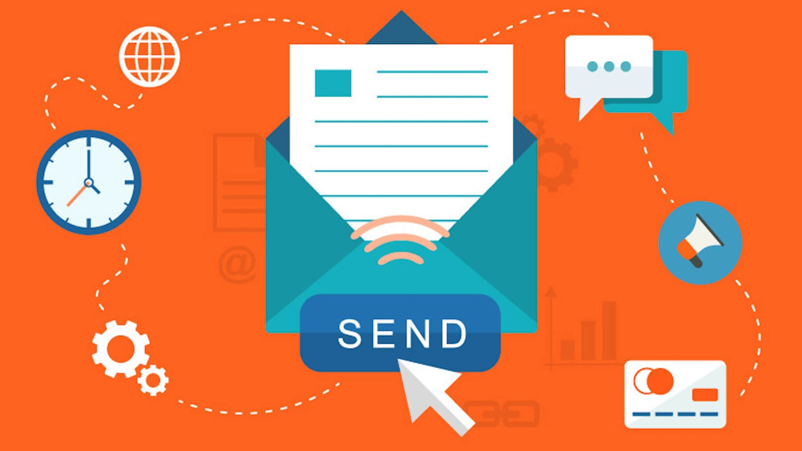 email send graphic