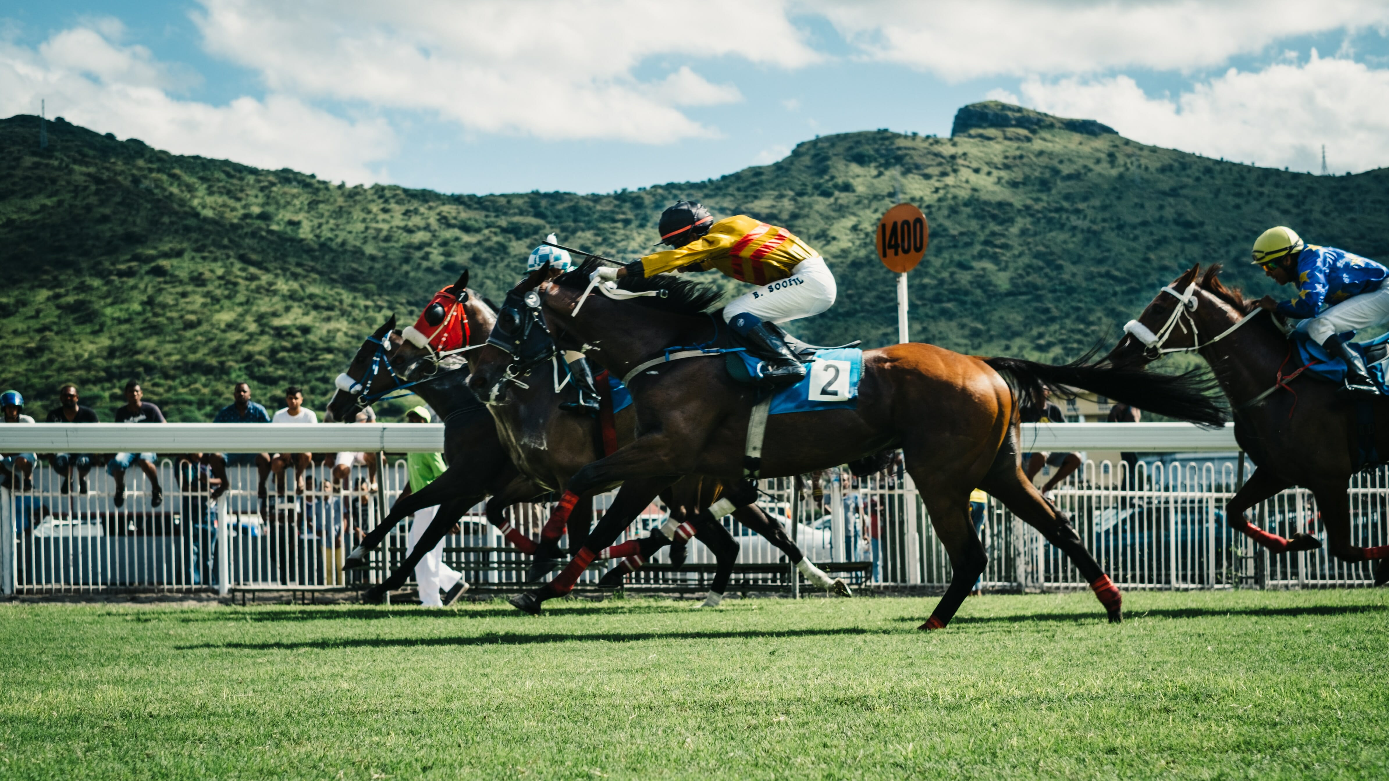 Workload Modeling - Preparing for Large Events like the Melbourne Cup