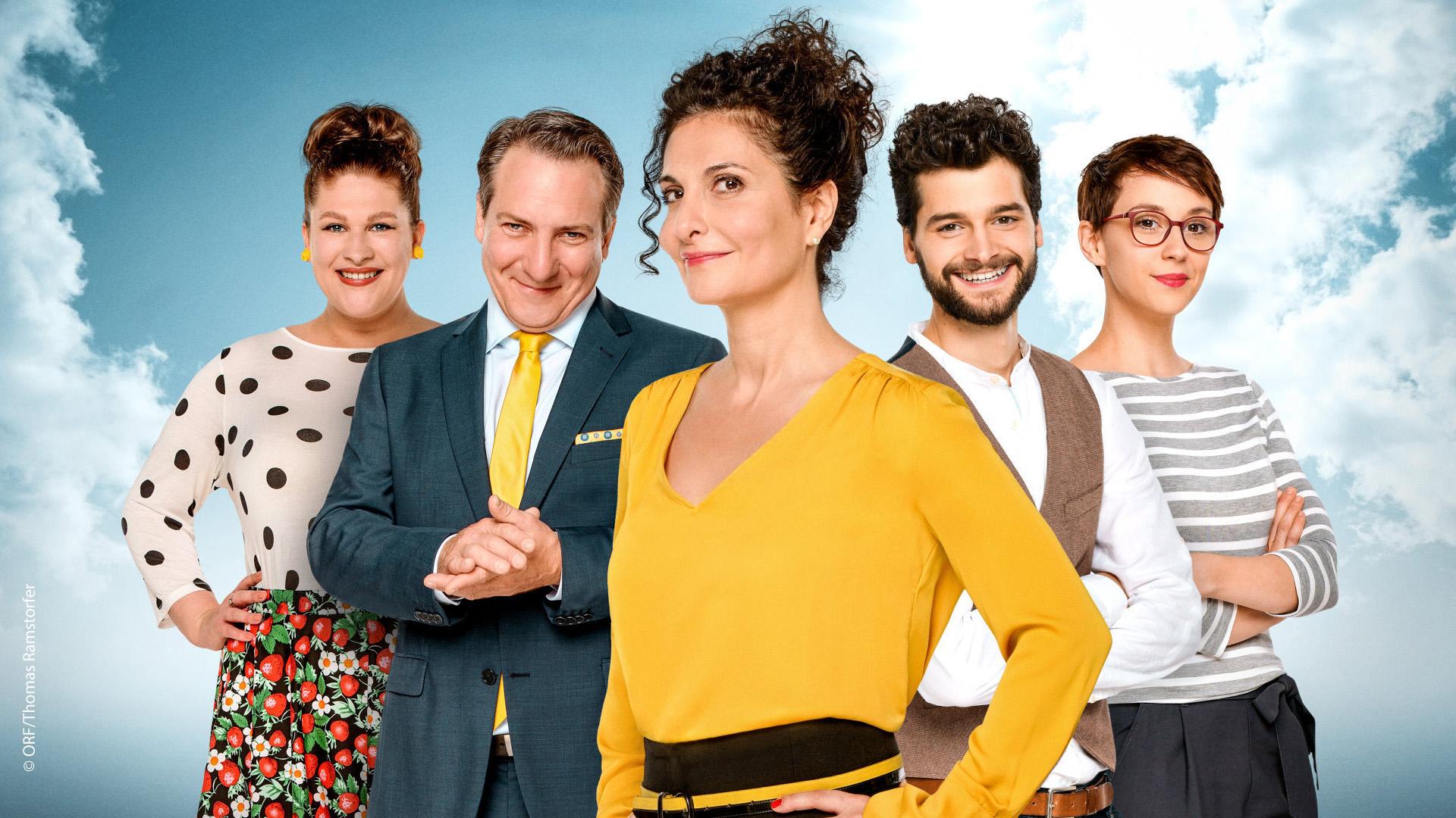 Walking on Sunshine - Zweite Staffel des ORF-Serienhits ab 27.01.2020 auf ORF1!