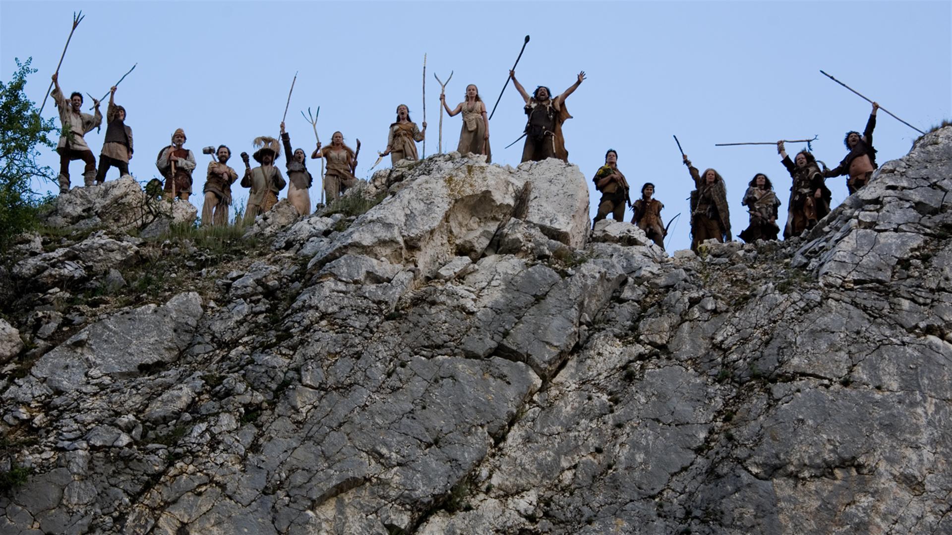 Die Steintaler - Von wegen Homo Sapiens