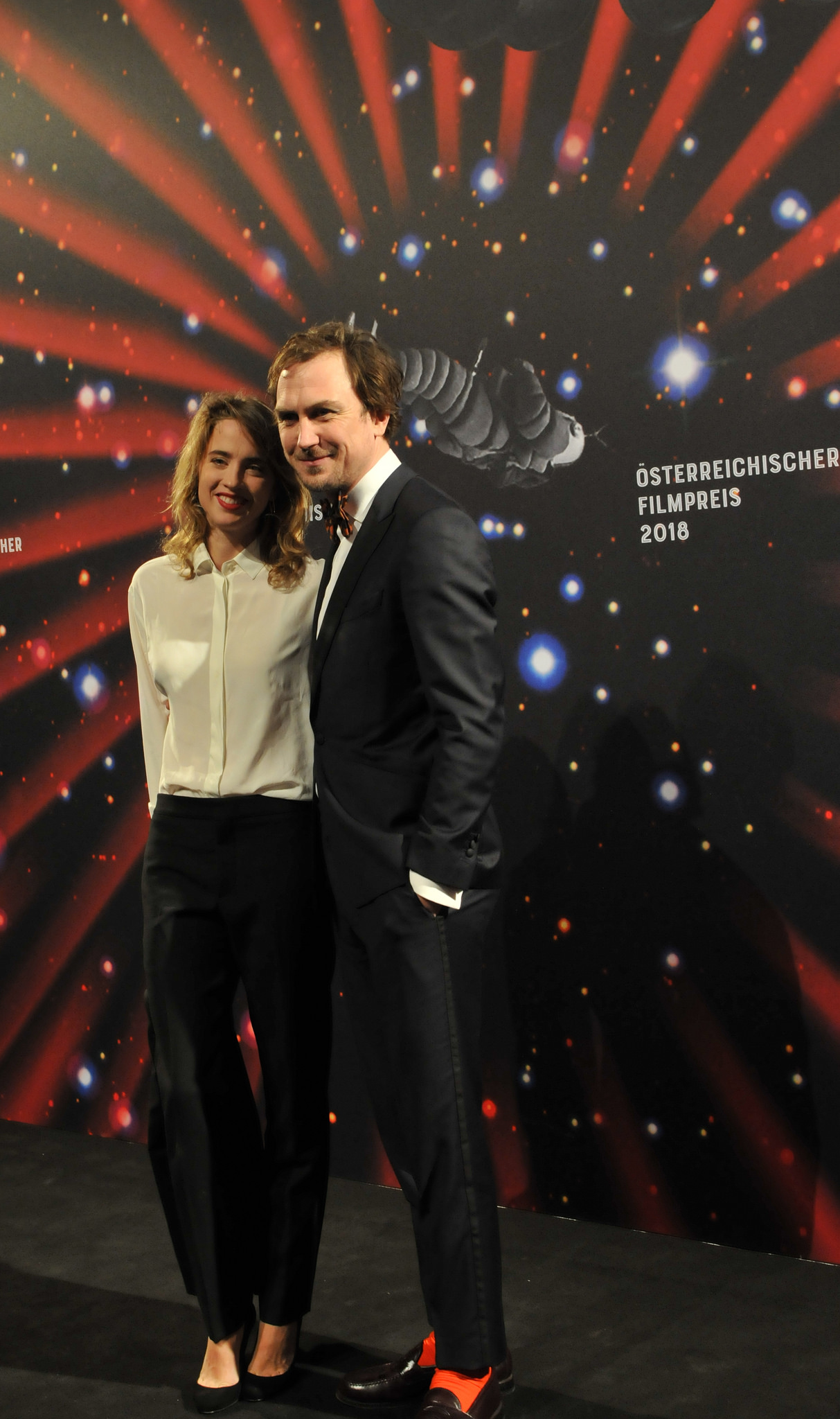 Österreichischer Filmpreis for Best Actor for Lars Eidinger in THE BLOOM OF YESTERDAY