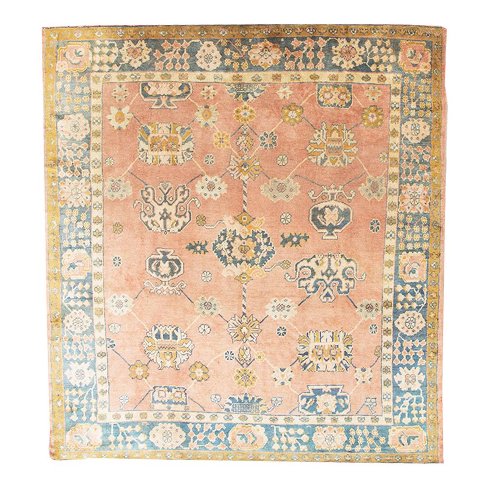 Oushak ( Antique) 10024747