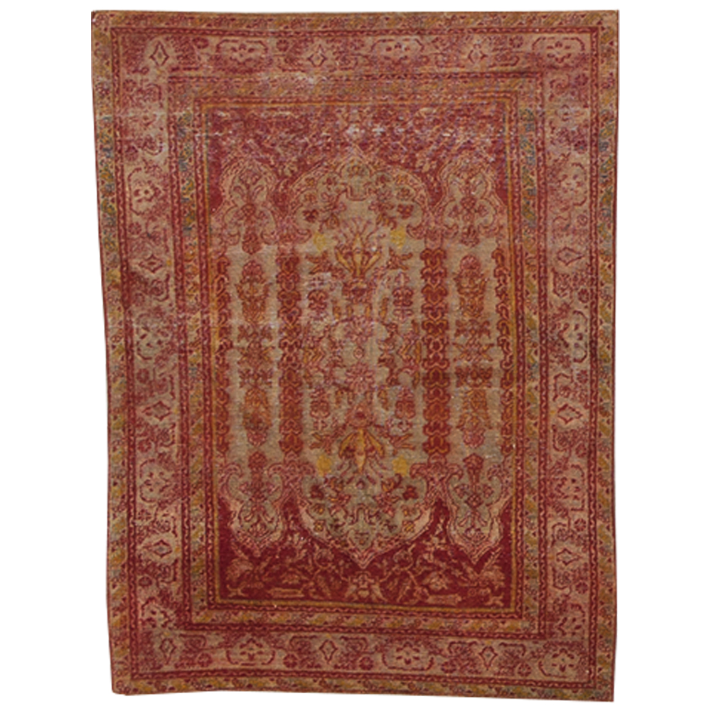 Oushak ( Antique) 10025317