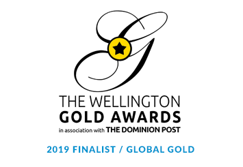 The Wellington Gold Awards - 2019 Finalist / Global Gold