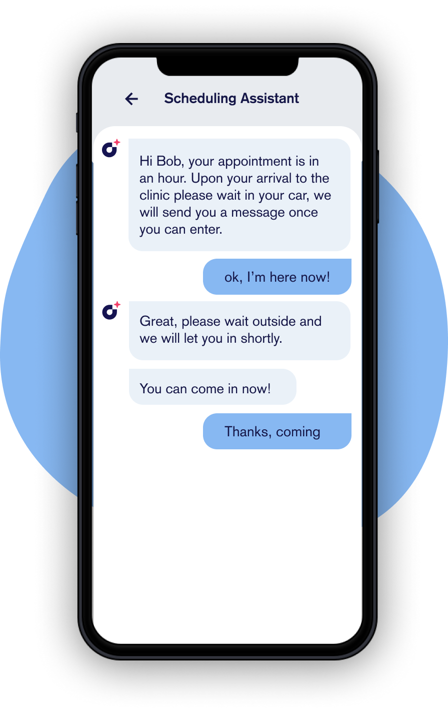 Hyro's AI-Powered SMS Outreach